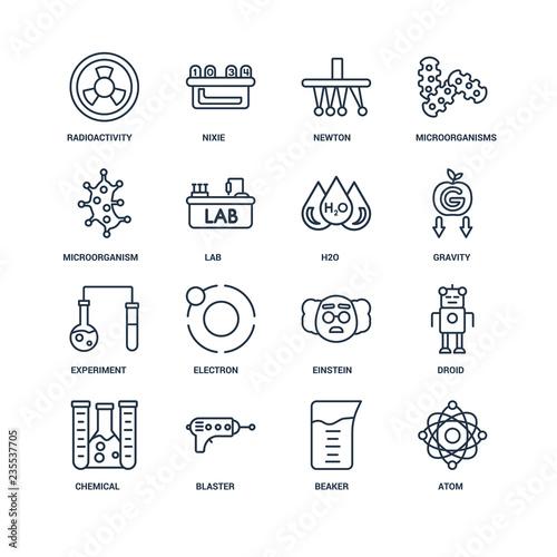Fotografia, Obraz  Atom, Beaker, Blaster, Chemical, Droid, Radioactivity, Microorga