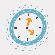 Ticker Timekeeper Ui Emblem On...