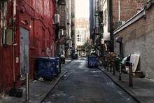 City Alley Way.