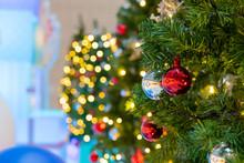 クリスマスツリー 街...