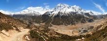 Mount Annapurna Range, Nepal H...