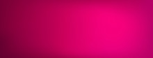 Gradient Pink Abstract Banner ...
