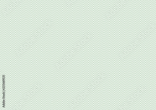 Vector certificate texture. Seamless geometric banknote pattern. Canvas Print