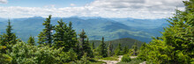 White Mountains From Kearsarge