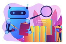 Robot Doing Repeatable Tasks W...