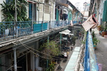 Block Of Houses At Hao Si Phuo...