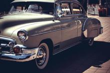 Havana Cuba Classic Cars On The Street
