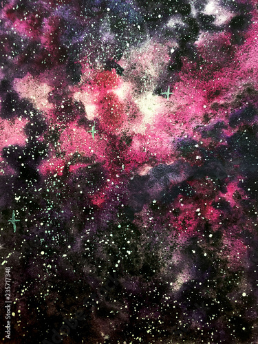 Fototapety, obrazy: grunge background with space for text