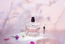 Different Perfume Bottles And ...