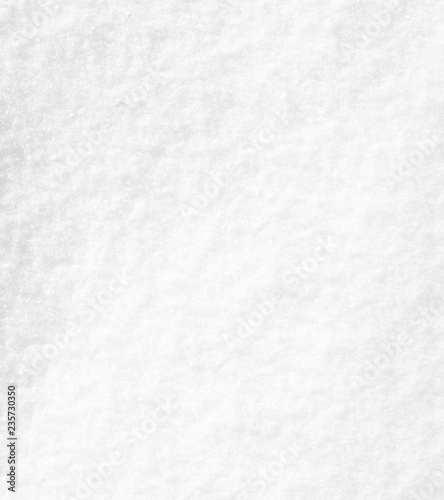 Photo Background of natural snow.