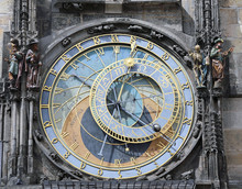 Prague Astronomical Clock  Is ...