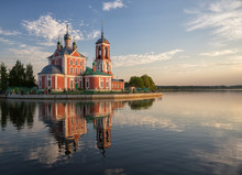 Church Of Forty Martyrs. Pereslavl-Zalessky, Russia