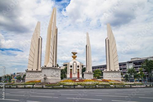 Deurstickers Asia land Democracy Monument in Bangkok