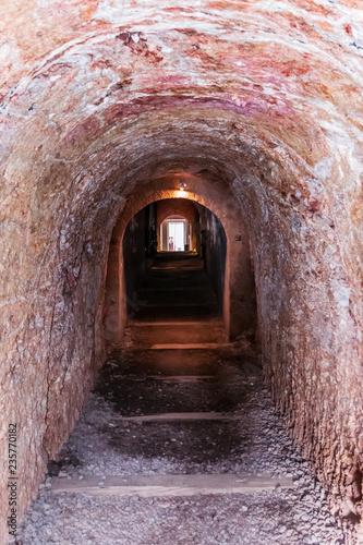 tunel-w-kopalni