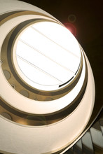 Low Angle View Of Skylight At Blavatnik School Of Government