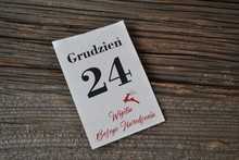 24 Grudnia - Wigilia
