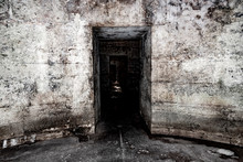 Old Abandoned Dungeons Or Cata...