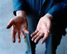 Man's Dirty Hands