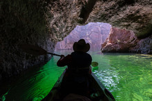 Kayaking In Emerald Cave, Colo...
