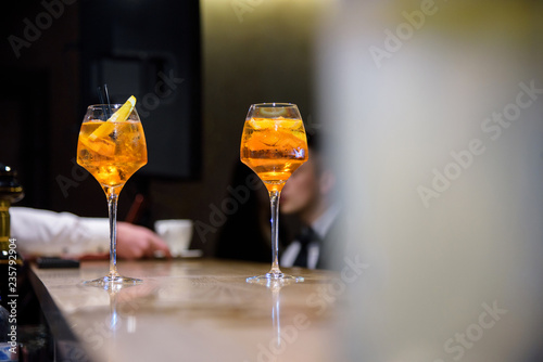 cocktail glasses for party and wedding