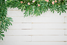 Flower Background, Backdrop Wedding Decoration, Rose Pattern, Wall Flower, Colorful Background, Bunch Of Flower