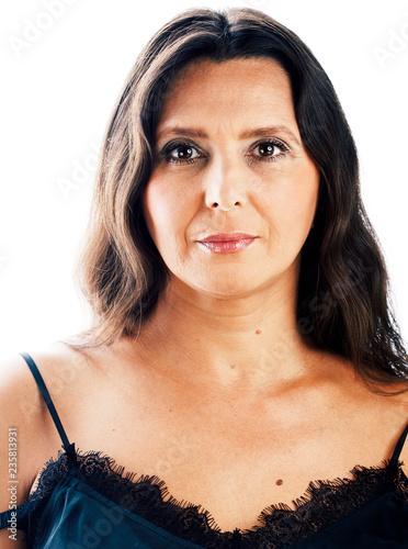 02 brunette mature