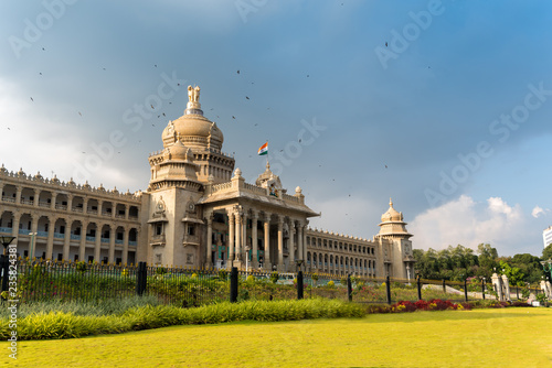 Vidhana Soudha,Bangalore,Karnataka,India Wallpaper Mural