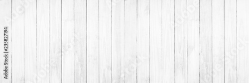 Old white wood texture background. - 235827194