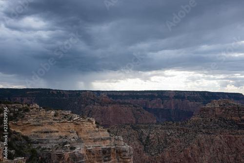 Keuken foto achterwand Verenigde Staten Monsoon Grand Canyon