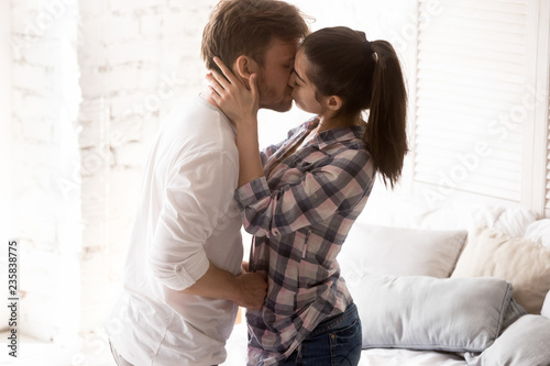 Enjoy husband in love sex wife