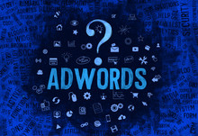 Adwords, Word Cloud - Typography