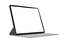 Tablet With Keyboard Case With...