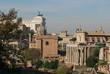 I Fori Imperiali, Roma, Italia