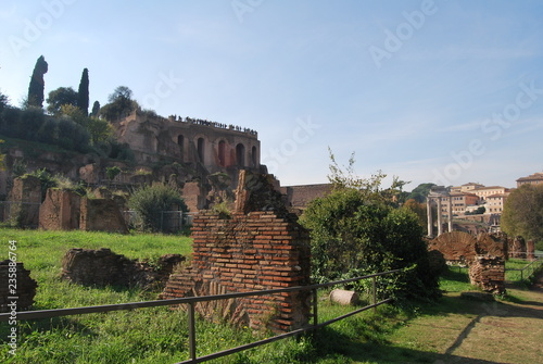 Zdjęcie XXL Fori Imperiali, Rzym, Włochy