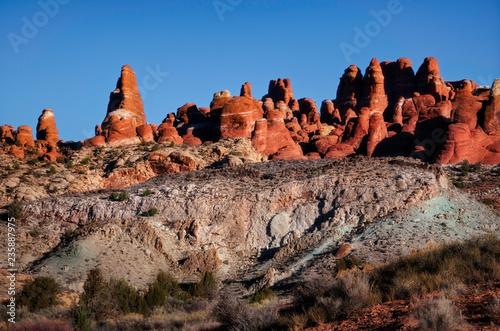 Slika na platnu Arches National Park