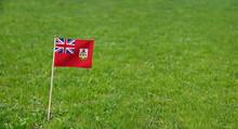 Bermuda Flag. Photo Of  Bermud...