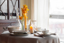 Holiday Tablesetting