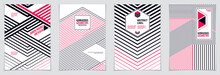 Minimal Flyers, Booklets, Annu...