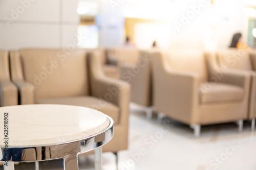 Luxury Hospital Interior Design Concept