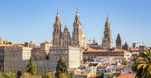 Santiago De Compostela View An...