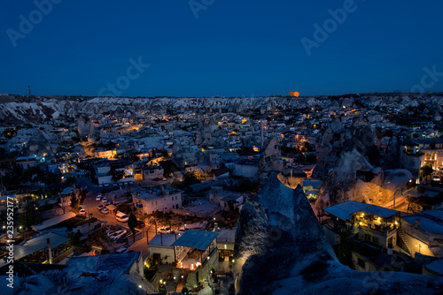 Poster Las Vegas Cappadocia Balloon Rides