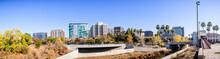 Panoramic View Of San Jose's D...