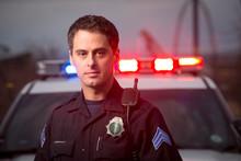 Police Sergeant Portrait