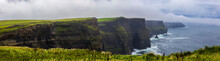 Panoramic View Of The Cliffs O...
