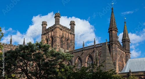 Stampa su Tela Chester Cathedral in the UK