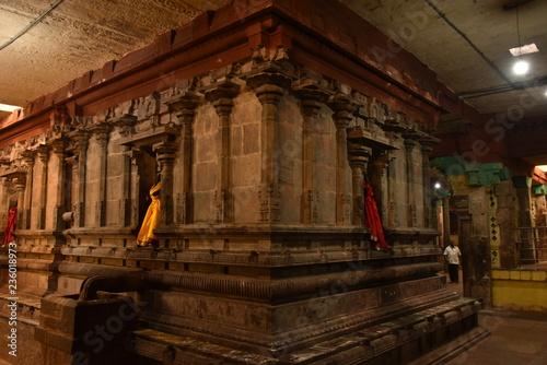 In de dag Temple Adi Kumbeswarar Temple, Kumbakonam, Tamil Nadu, India