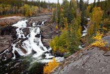 Cameron Falls Northwest Territories Canada