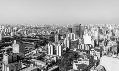 Top view of São Paulo, SP/ Brazil