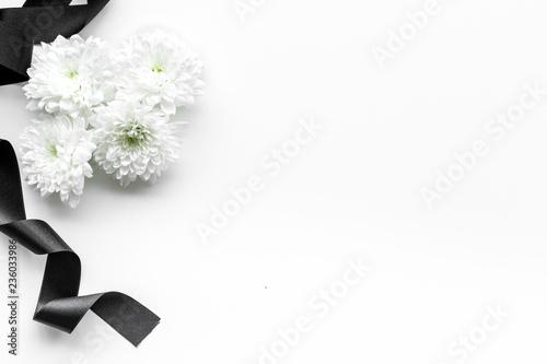 Funeral symbols Fototapete