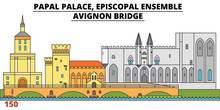Papal Palace, Episcopal Ensem...